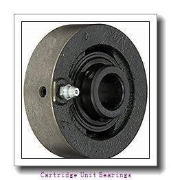 QM INDUSTRIES QVVMC15V207SN  Cartridge Unit Bearings