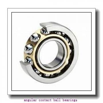 2.756 Inch | 70 Millimeter x 4.921 Inch | 125 Millimeter x 1.563 Inch | 39.7 Millimeter  SKF 5214MZZ  Angular Contact Ball Bearings