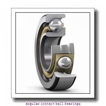 1.378 Inch | 35 Millimeter x 3.15 Inch | 80 Millimeter x 1.374 Inch | 34.9 Millimeter  SKF 5307CG  Angular Contact Ball Bearings