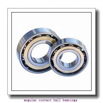 2.953 Inch | 75 Millimeter x 5.118 Inch | 130 Millimeter x 1.626 Inch | 41.3 Millimeter  SKF 5215MF  Angular Contact Ball Bearings