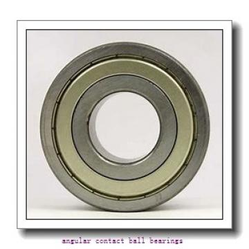 2.756 Inch | 70 Millimeter x 4.921 Inch | 125 Millimeter x 1.563 Inch | 39.7 Millimeter  SKF 5214MFF  Angular Contact Ball Bearings