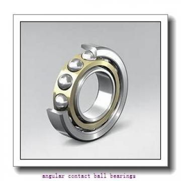 2.756 Inch | 70 Millimeter x 4.921 Inch | 125 Millimeter x 1.563 Inch | 39.7 Millimeter  SKF 5214CG  Angular Contact Ball Bearings