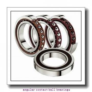 2.756 Inch | 70 Millimeter x 4.921 Inch | 125 Millimeter x 1.563 Inch | 39.7 Millimeter  SKF 5214MFG  Angular Contact Ball Bearings