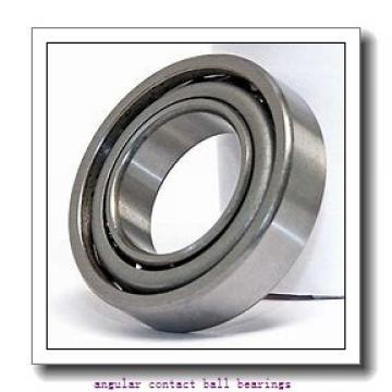 2.756 Inch | 70 Millimeter x 4.921 Inch | 125 Millimeter x 1.563 Inch | 39.7 Millimeter  SKF 5214C  Angular Contact Ball Bearings