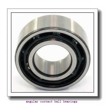 3.346 Inch | 85 Millimeter x 5.906 Inch | 150 Millimeter x 1.937 Inch | 49.2 Millimeter  SKF 5217CFF  Angular Contact Ball Bearings