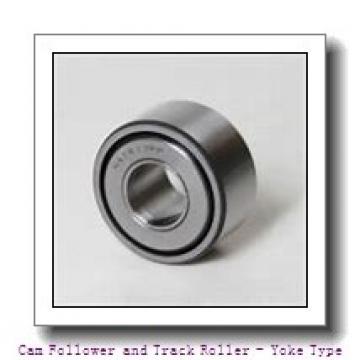 RBC BEARINGS SRF 40 S  Cam Follower and Track Roller - Yoke Type