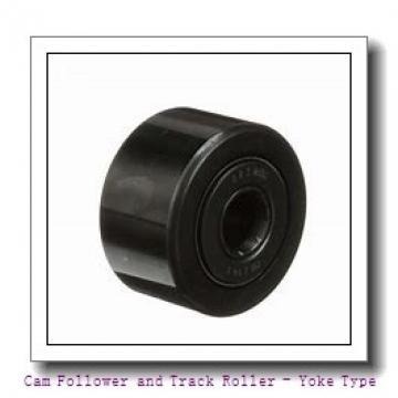 INA LFR-5204/16-ZZ  Cam Follower and Track Roller - Yoke Type