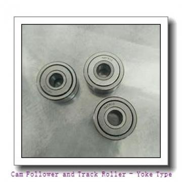 RBC BEARINGS SRF 30 S  Cam Follower and Track Roller - Yoke Type